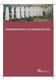 VEA - Energiebesparing in de wasserijsector - Eandis