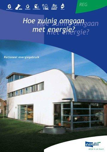 Hoe zuinig omgaan met energie? - Eandis