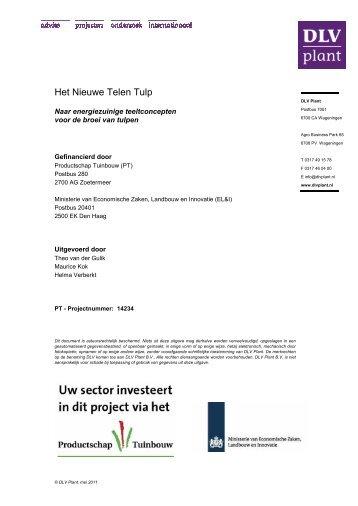 28-5-2011_Verslag_HNT_Tulp_laatste_versie - Energiek2020