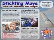 oktober - Stichting Maya