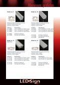 Aluminium profielen - LEDSign BV - Page 4