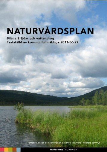 Bilaga 2 Sjöar och vattendrag - Hagfors