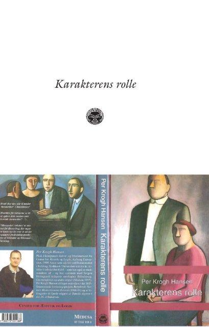Per Krogh Hansen Karakterens rolle