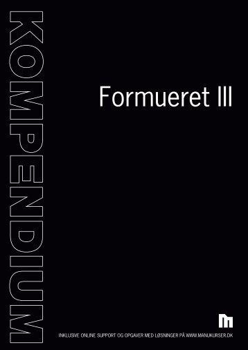 Formueret III