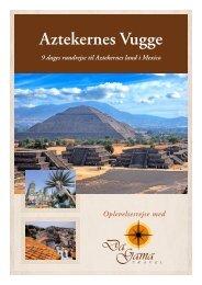 Aztekernes Vugge - DaGama Travel