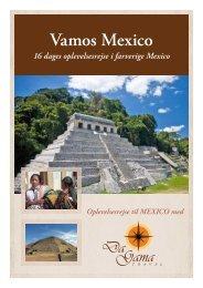 Vamos Mexico - DaGama Travel