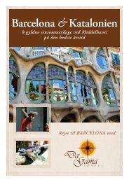 Barcelona & Katalonien - DaGama Travel