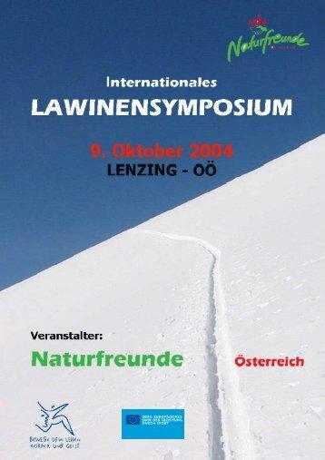 Teilnehmer an der Podiumsdiskussion - Österreichische Berg- und ...