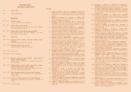 Programma incontri fitoiatrici 2013 - Università degli Studi di Torino