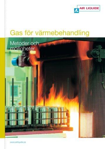 Gas för värmebehandling - Air Liquide