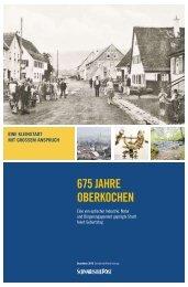 675 Jahre Oberkochen - Schwäbische Post