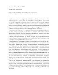 Abgeändert erschienen in: Streifzüge 2/2001 Alexander Gruber ...