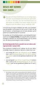 gids van de schone auto - FOD Volksgezondheid, Veiligheid van de ... - Page 6