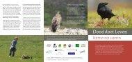 Dood doet Leven - Agentschap voor Natuur en Bos