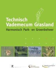 Technisch vademecum grasland - Agentschap voor Natuur en Bos