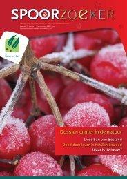 Dossier: winter in de natuur - Agentschap voor Natuur en Bos
