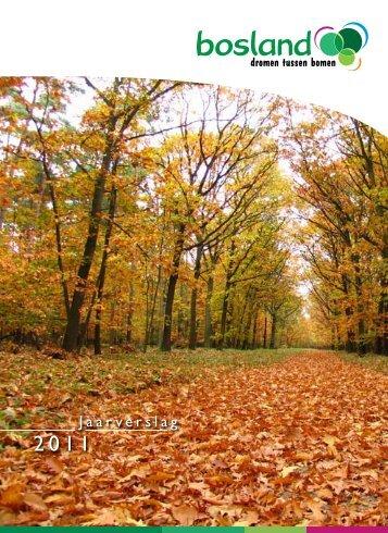 Jaarverslag 2011 - Agentschap voor Natuur en Bos