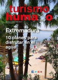 Turismo Humano nº 11. Extremadura, 10 planes para disfrutar en el agua