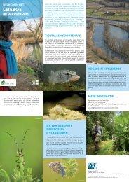 vogels in het leiebos - Agentschap voor Natuur en Bos