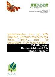tekstenbijlage (pdf-document) - Agentschap voor Natuur en Bos