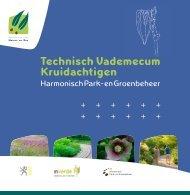Technisch Vademecum Kruidachtigen - Agentschap voor Natuur en ...