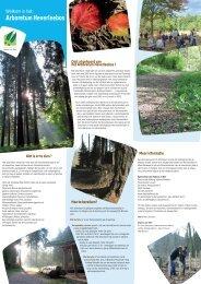 Arboretum Heverleebos - Agentschap voor Natuur en Bos