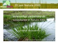 Presentatie Landelijk Vlaanderen (pdf-document - 2Mb)