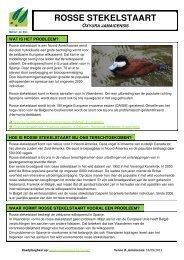 Rosse stekelstaart (pdf) - Agentschap voor Natuur en Bos