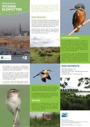 viconia kleiputten.indd - Agentschap voor Natuur en Bos