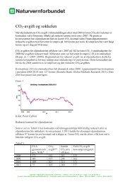CO2-avgift og sokkelen