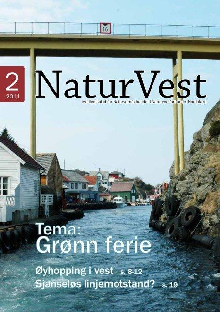 NaturVest 2011 nr 2.pdf - Norges Naturvernforbund