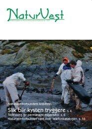 Naturvest 2007 nr 1.pdf - Norges Naturvernforbund