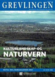 Grevlingen nr. 3 - 2005 - Norges Naturvernforbund