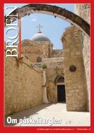 Broen 2007-2.pdf - Den katolske kirke