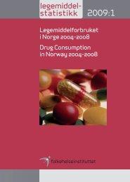 Legemiddelforbruket i Norge/Drug Consumption in Norway 2004