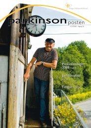 Last ned nr 2, 2008 - Norges Parkinsonforbund