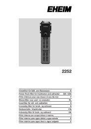 Manual ( pdf, 442.3 KB) - Eheim