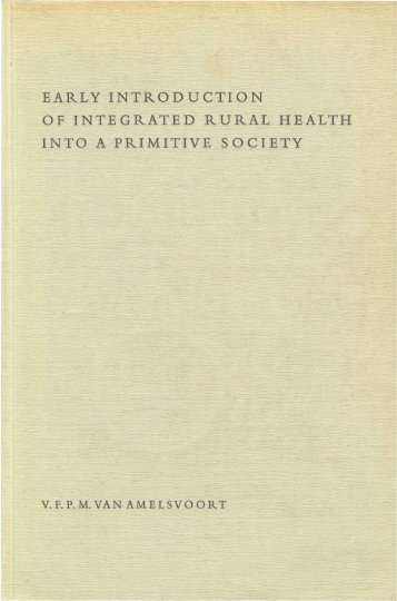 introduction of integrated rural health - Papuaerfgoed.org