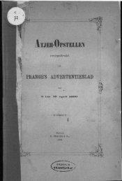 ATJEHOPSTELLEN - Acehbooks.org