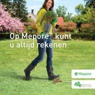 Overzicht Mepore® assortiment België - Mölnlycke Health Care