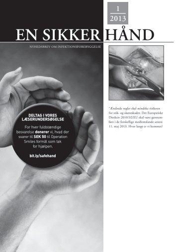 ESH 1-2013 - Mölnlycke Health Care