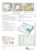 den effektive absorberende skumbandage - Mölnlycke Health Care - Page 2
