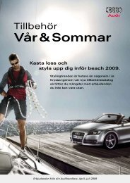 Vår & Sommar - Atteviks