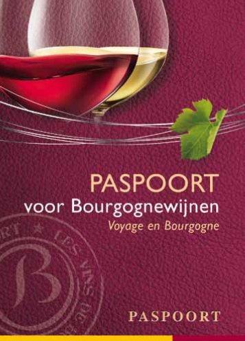 Paspoort voor Bourgognewijnen - BIVB