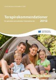 Terapirekommendationer - Västerbottens läns landsting