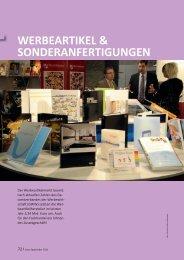 werbeartikel & sonderanfertigungen - boss - Bürowirtschaft ...