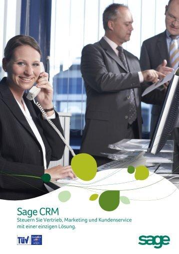 Sage CRM - Business Software Österreich