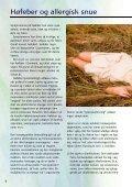 Naturlig homøopatisk hjælp til allergi - Alma - Page 4