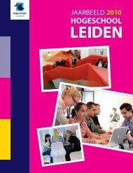 Jaarbeeld 2010 - Hogeschool Leiden