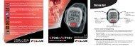 S720i™/S710i™ - Support - Polar